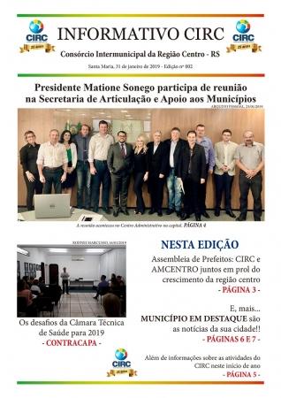 Informativo - Edição nº 002