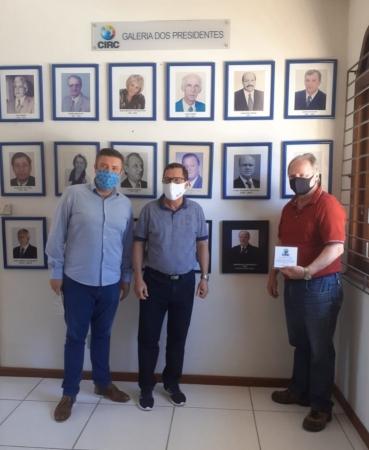 CIRC ELEGE NOVA DIRETORIA EXECUTIVA PARA 2021